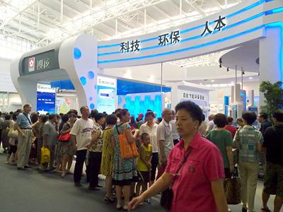 樱花卫厨精品齐集亮相2010天津台湾名品博览会